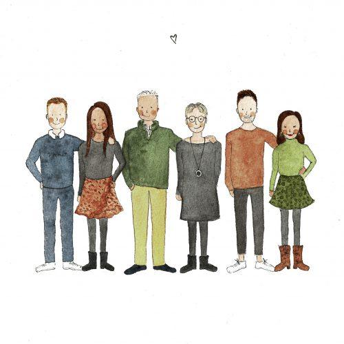 Familie Leontien