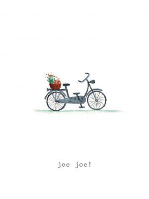 Kaartje fiets